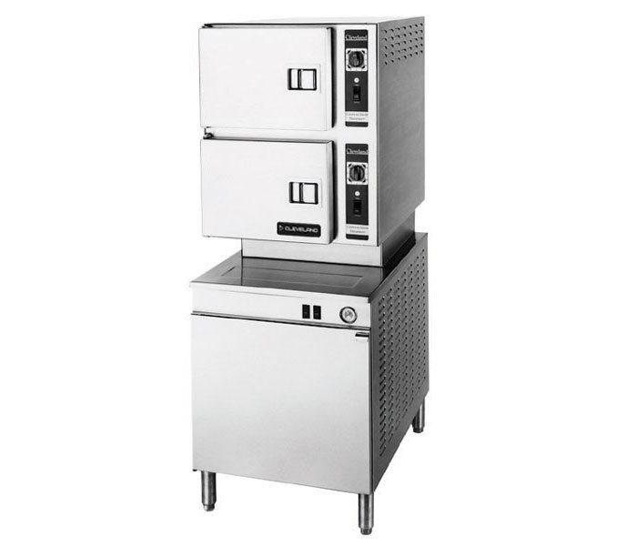 24'' Classic Convection Steamer, Electric