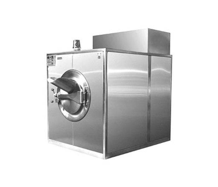 vertical tumble chiller (model p-tc-220 shown with optional re-use