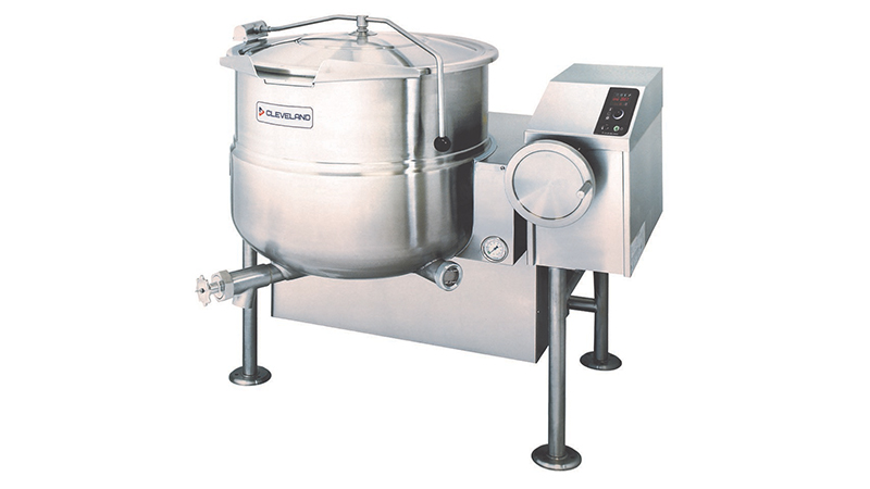 Steam Jacketed Kettles. Cleveland Manufactures ...